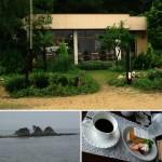 海の見える砂浜のカフェ「YoShiTsuNe(よしつね)」