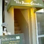 tea room camellia(ティールームカメリア):紅茶専門店