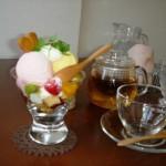 Cafe Calmo ミニパフェ