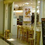 T.C Cafe OKAYAMA:カフェ