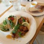 2014年5月に妹尾にオープンしている洋食屋さん「ビストロハーティ (Bistro Harty)」