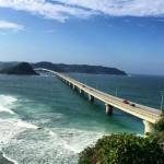 いつかは行ってみたい観光スポット「角島大橋」