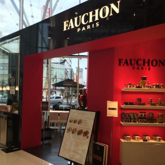 FAUCHON(フォション)国内最大規模のベーカリーカフェOPEN