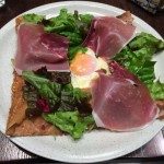 フランスの郷土料理ガレットが食べられるブレッツカフェクレープリー
