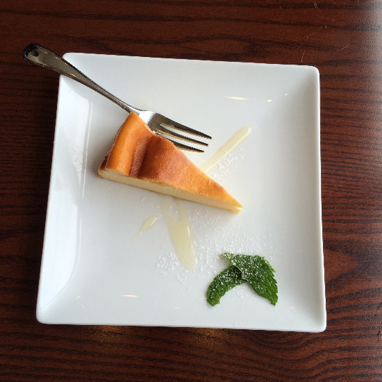 e-flat豆乳チーズケーキ