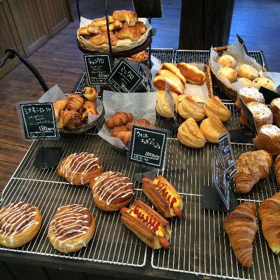 モクアンバリエのパン
