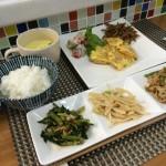 石関町に移転オープンした家庭料理「マンマミーア」