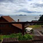 福山の海の見える隠れ家カフェ「風の時計」