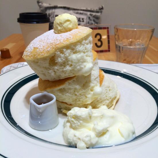 gram(グラム)プレミアムパンケーキ