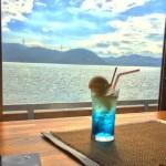 岡山市で海が見えるステキなカフェ「cafeマサギ」