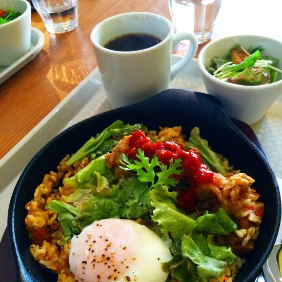ONSAYA_COFFEE津山店ジャンバラヤ