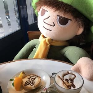 全国で3店舗、キャナルシティ博多のムーミンカフェに行ってみた