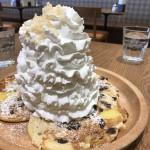 ひより珈琲(HiyoriCoffee)アリオ倉敷店でホイップタワーパンケーキ