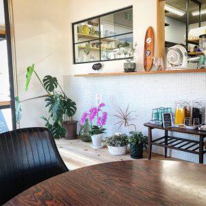 倉敷市林にまたステキなカフェがオープン「キャメルクラッチカフェ」