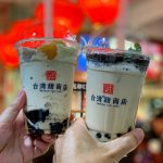 昨年から岡山一番街にオープンしている台湾甜商店